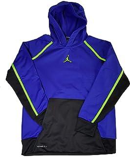 9576fe50c1b5 Nike Air Jordan Boys Jumpman Victory Therma-fit Pullover Hoodie