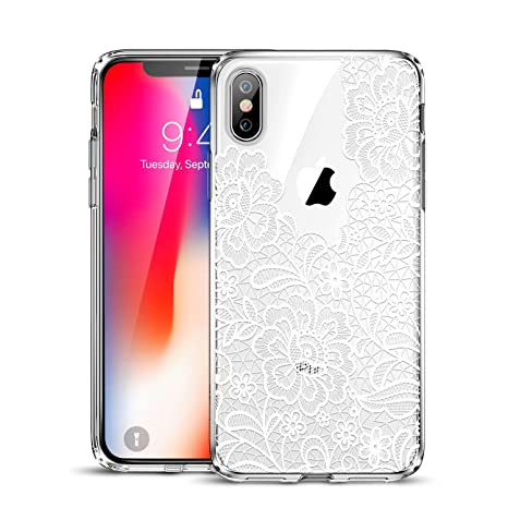 coque iphone x dentelle