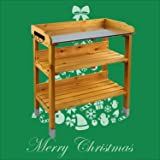 Amazon.com : Merry Garden Potting Bench with Recessed