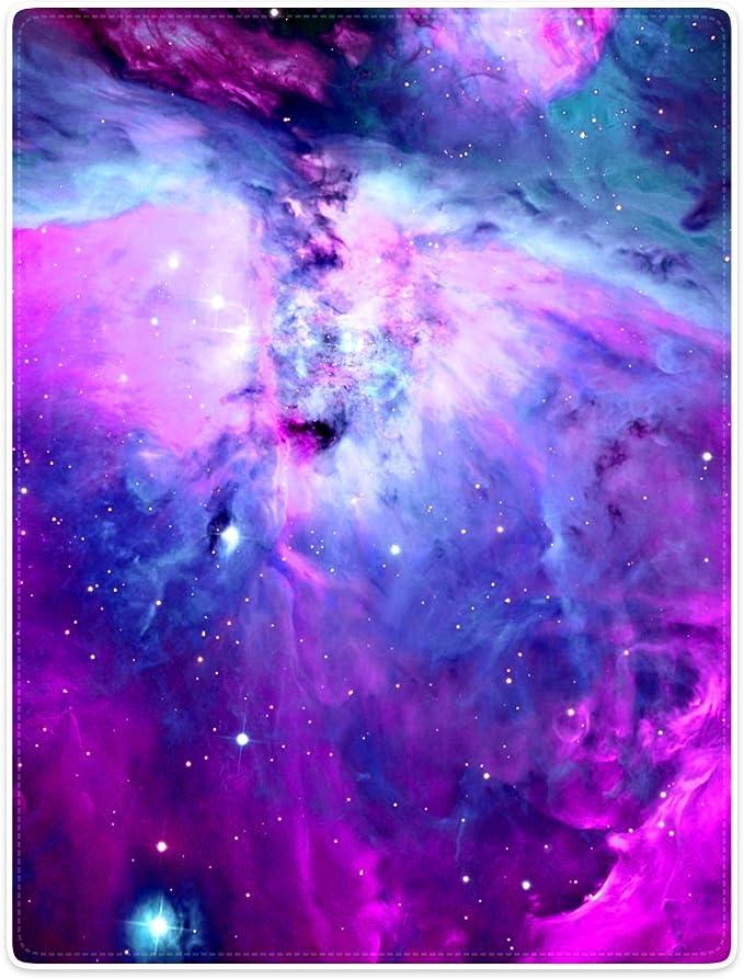 Violetpos Dick Manta Suave Calor gem/ütlich Franela Polar de sof/á Manta Tapa existen Dos Caballos en la Hierba Cielo Azul Franela Azul 150 x 200cm