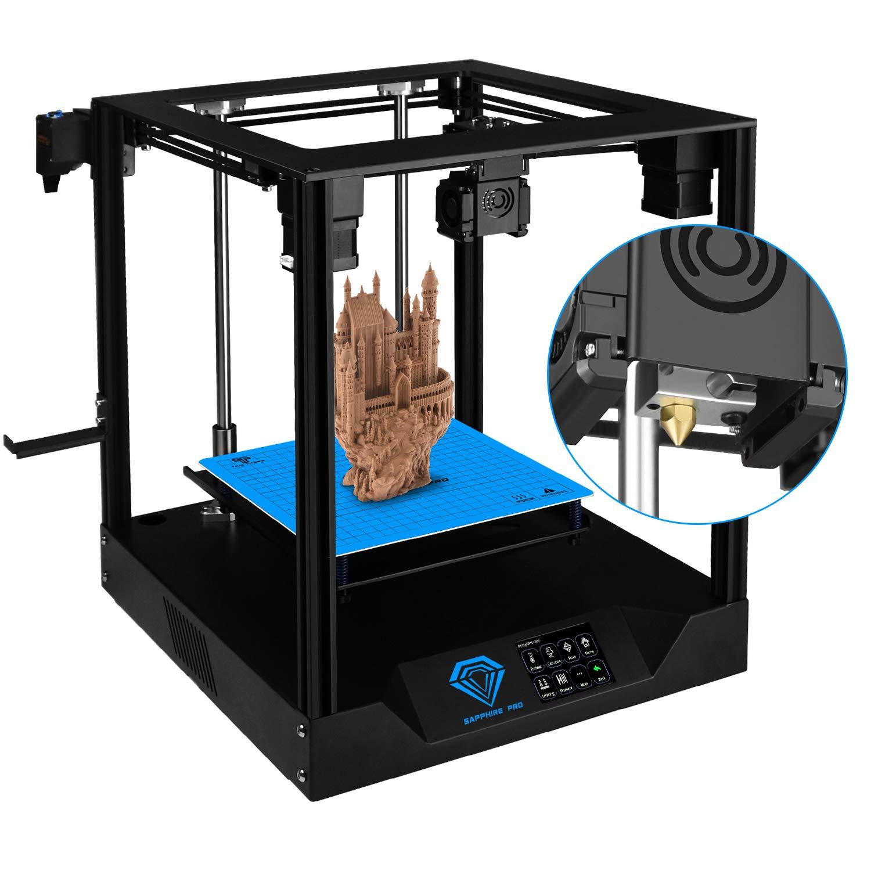Cabezal de impresi/ón del extrusor de boquilla E3D M6 3D para la impresora Makerbot 3D 16 piezas, 0.4 mm