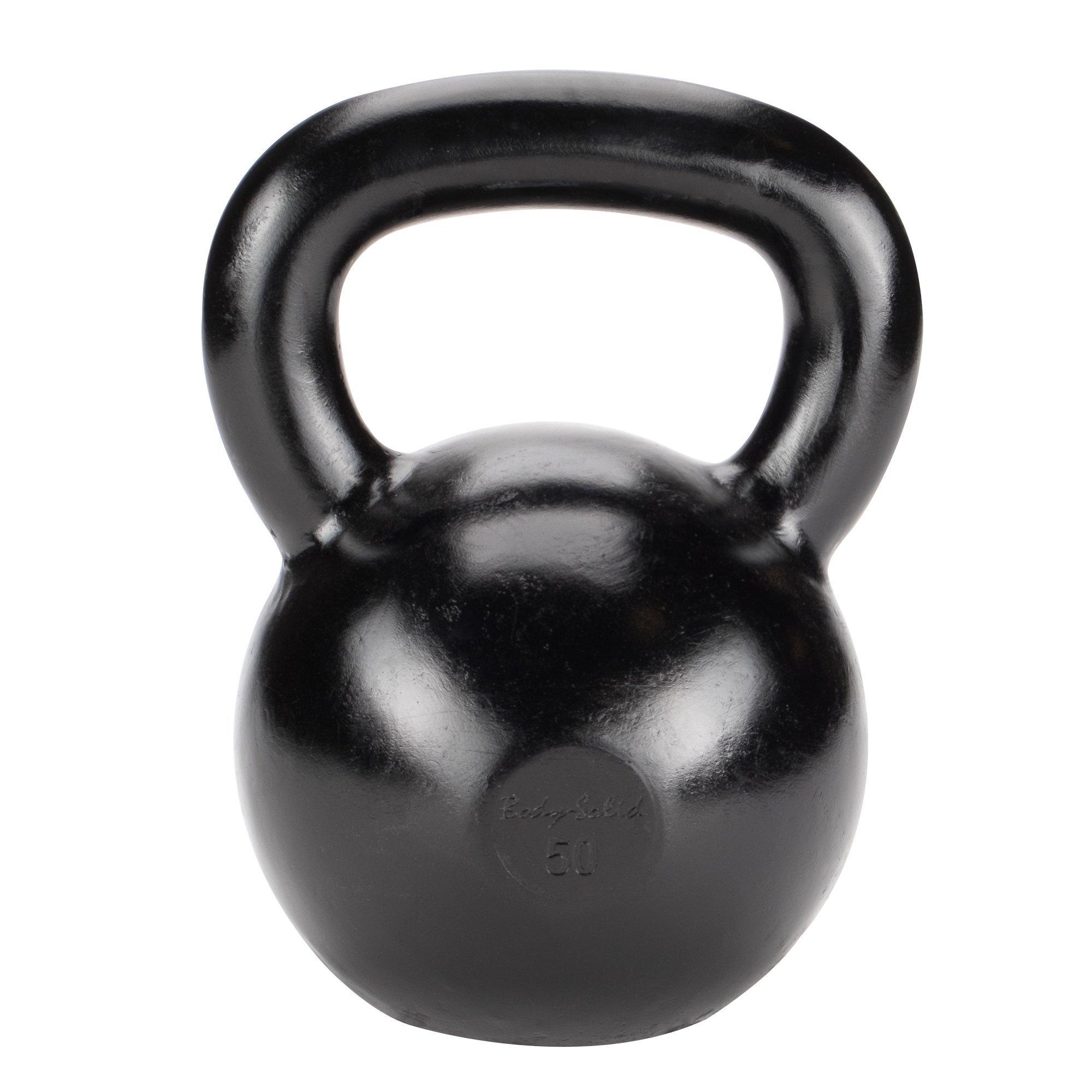 Body-Solid 50 lb. Kettlebell