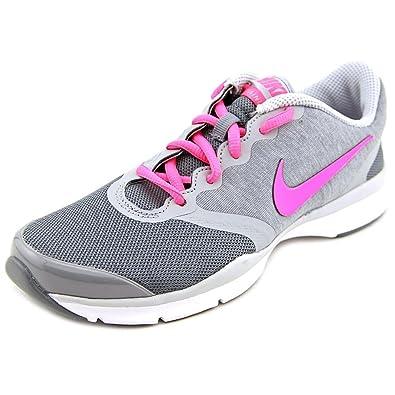 Nike Women's In-Season Tr 4 Cool Grey,Hyper Pink,Wolf Grey,