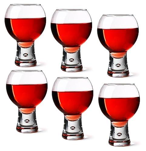 Durobor 780/52 Alternato Wine glass 540 ml, 6 Glasses, without filling mark