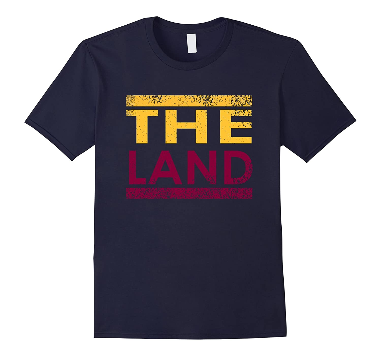 Cleveland The Land T-shirt-BN