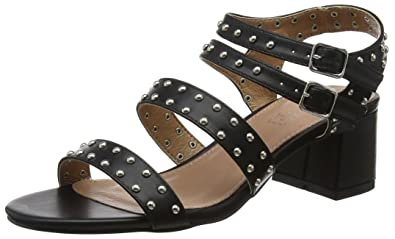 Femme Caro Sandales Wu Bout Ouvert Chaussures Vanessa 8gXqPP
