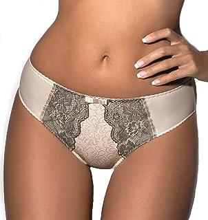 Gaia  790B Letizia  Dame Slip Unterhose normaler Bund Unterwäsche