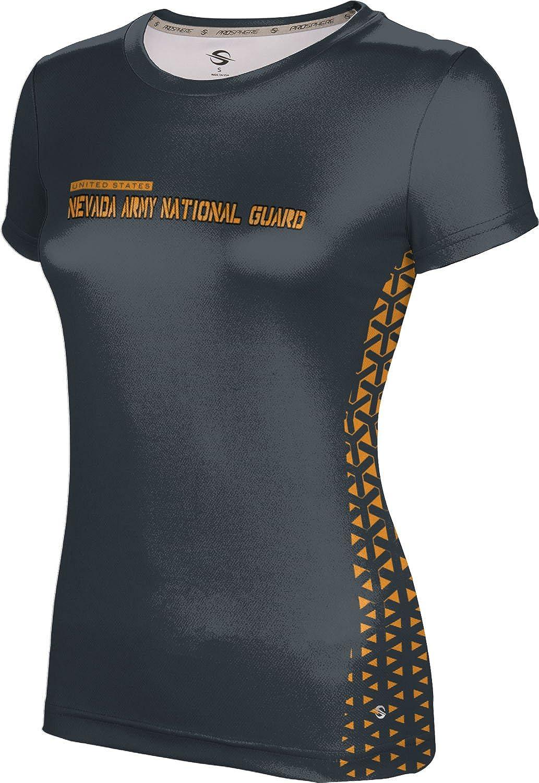 ProSphere Women's Nevada Army National Guard Military Geometric Tech Tee