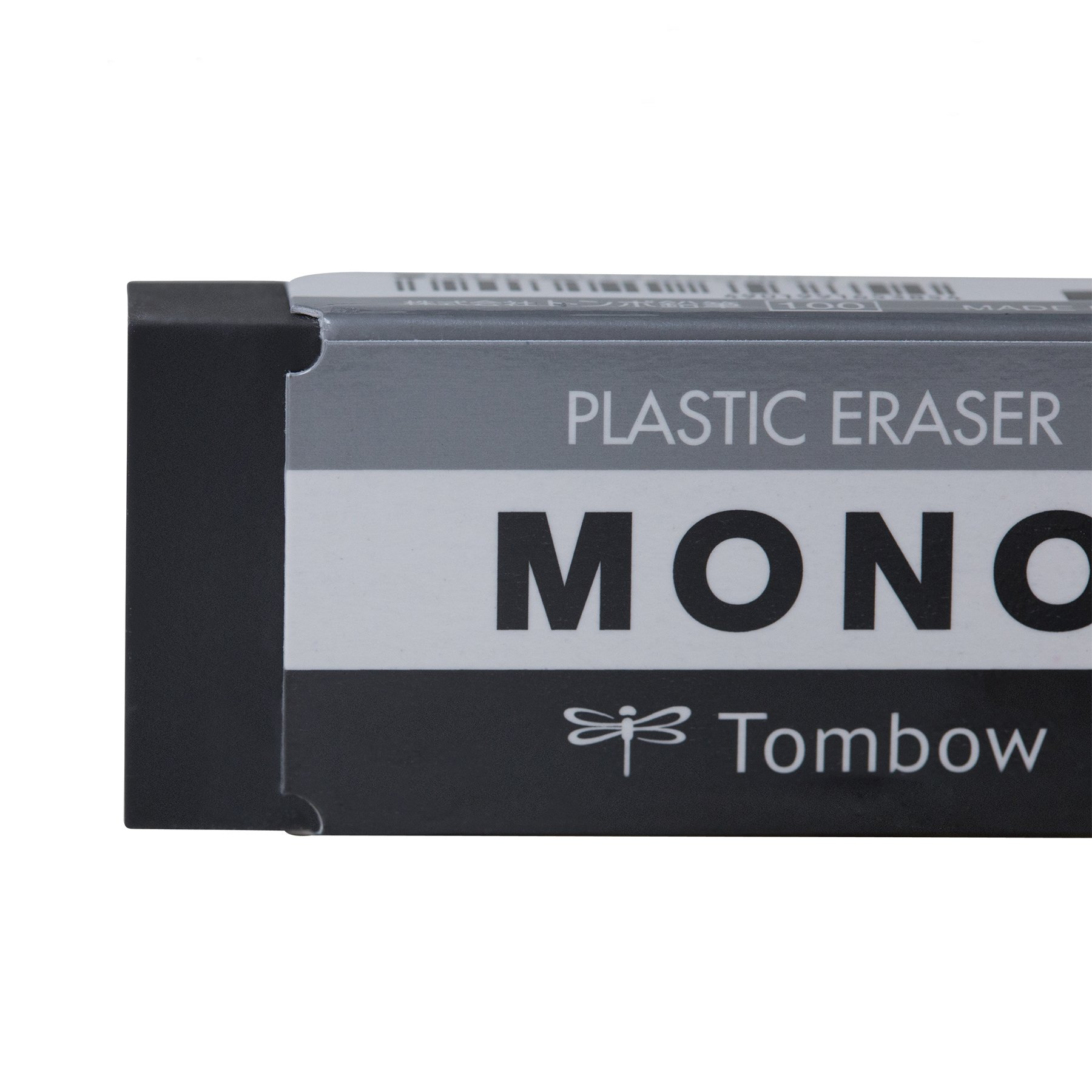 TOMBOW Mono Eraser, Black, Small, 40 PC Box, Pack, Piece by Tombow (Image #8)