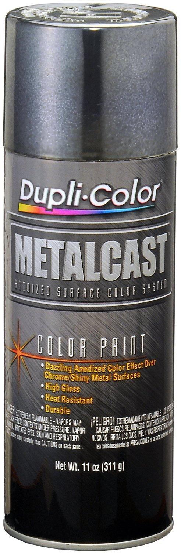 Dupli-Color (EMC206007-6 PK) Smoke Anodized Coating - 11 oz. Aerosol, (Case of 6) by Dupli-Color