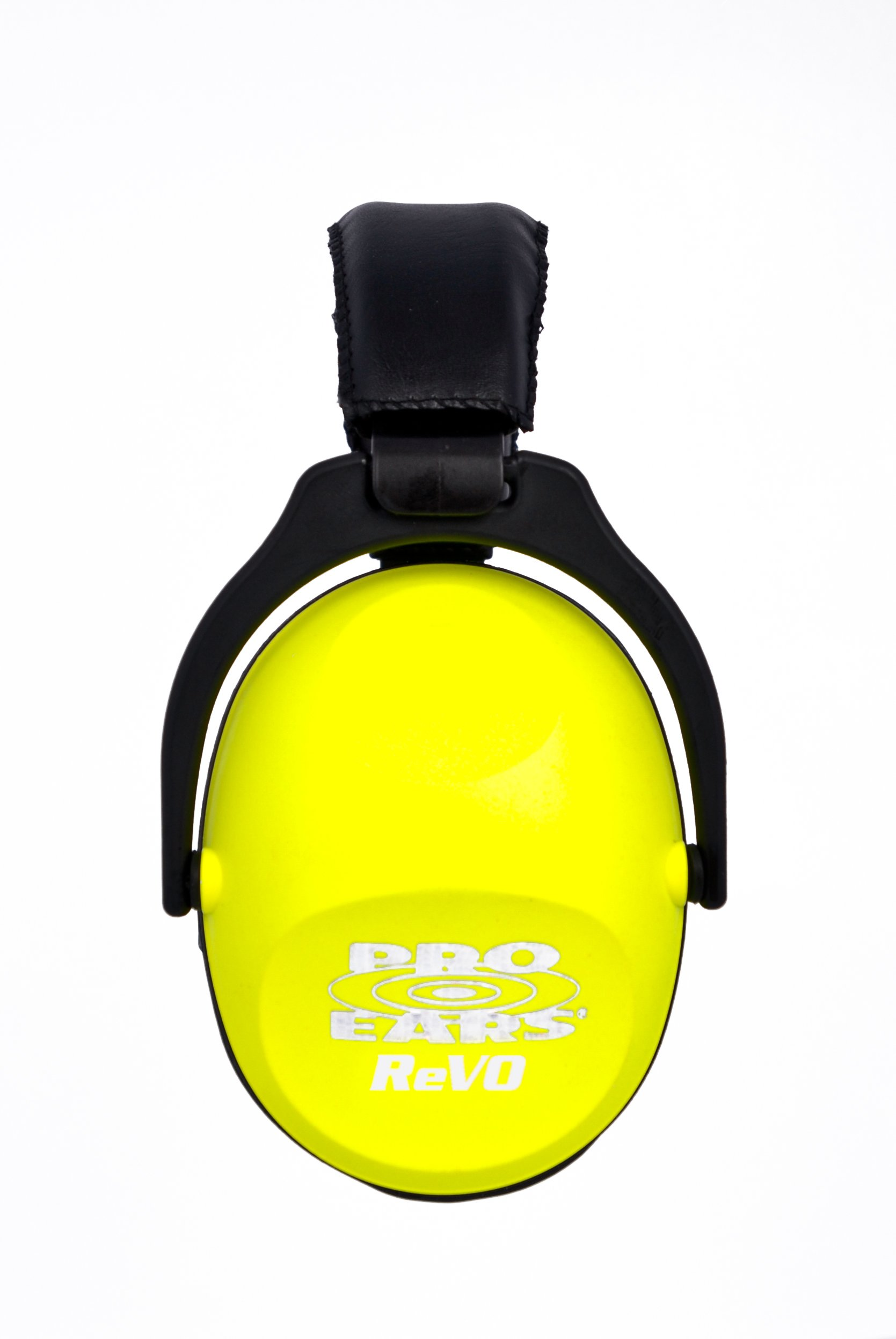 Pro Ears - ReVO - Hearing Protection - NRR 25 - Youth and Women Ear Muffs - Neon Yellow by Pro Ears (Image #2)