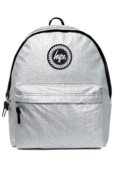 Hype Backpack Bags Rucksack - Glitter Design - Ideal School Bags - For Boys  and Girls - Glitter  Amazon.co.uk  Luggage b64b5a175d06a