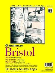 Strathmore 300 Series Bristol Smooth Pad