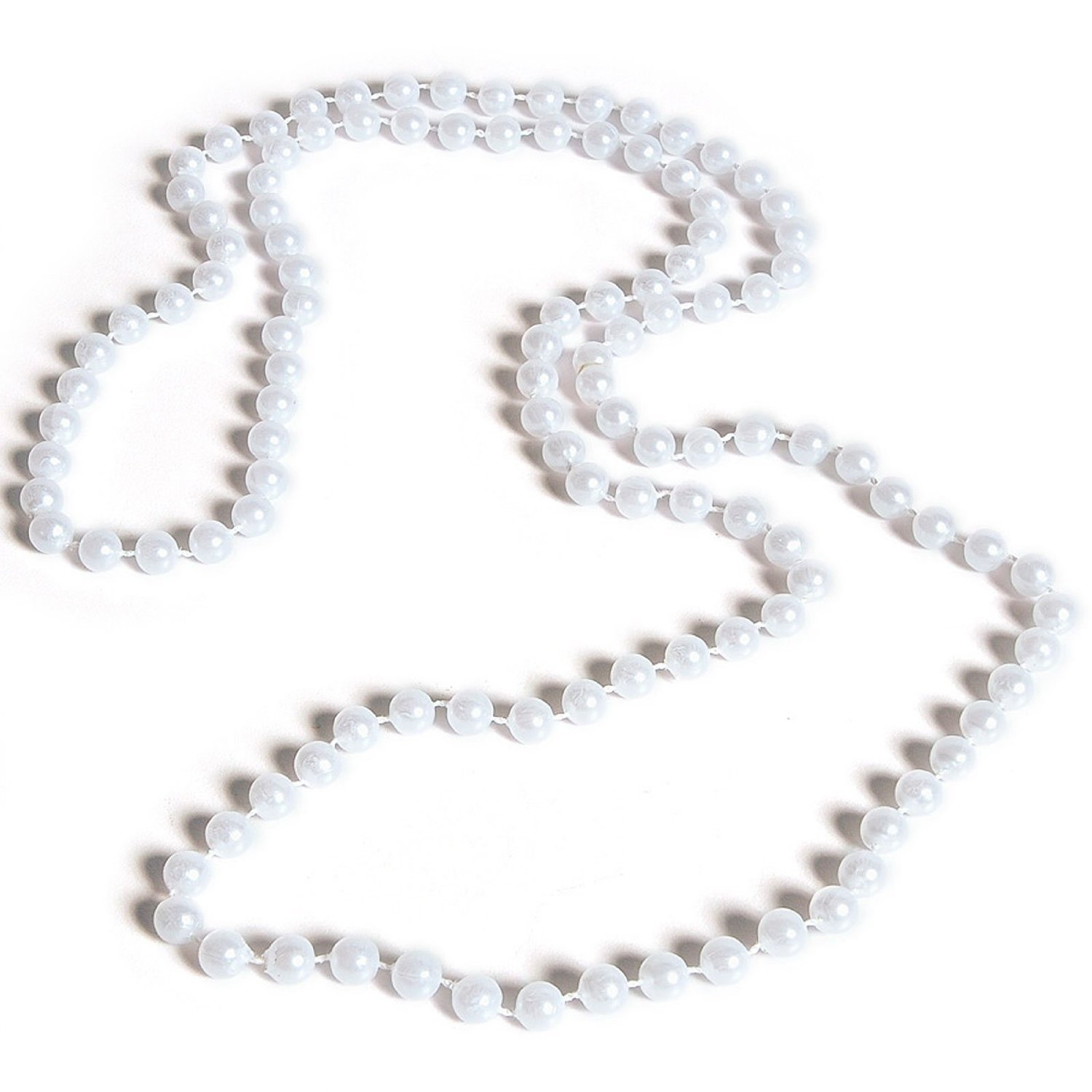 Amazon: Rhode Island Novelty Pearl Necklaces (12pack) 48