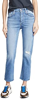 product image for MOTHER Women's The Tomcat Ankle Jeans