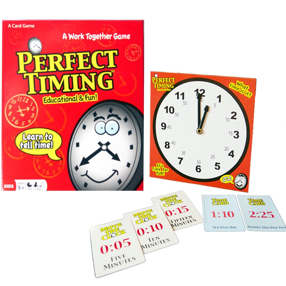 telling time game for kids analog clock