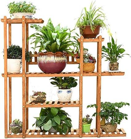LULUDP Estantes de la planta Soportes for plantas Estante for ...