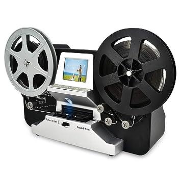 ESCÁNER DE PELICULA SUPER 8/ 8MM Escáner de película y ...