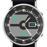 Wear Watchface Q12