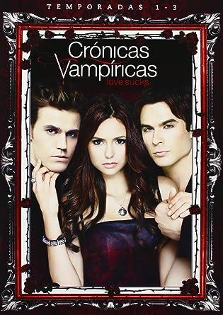 Pack Crónicas Vampíricas - Temporadas 1- 3 [DVD]: Amazon.es: Nina ...