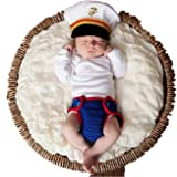 Amazon.com: U.S Marine Corps Dress Blues Uniform Baby