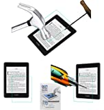 "Acm Tempered Glass Screenguard Compatible with Kindle Paperwhite 10th Gen 6"" Tablet Screen Guard"