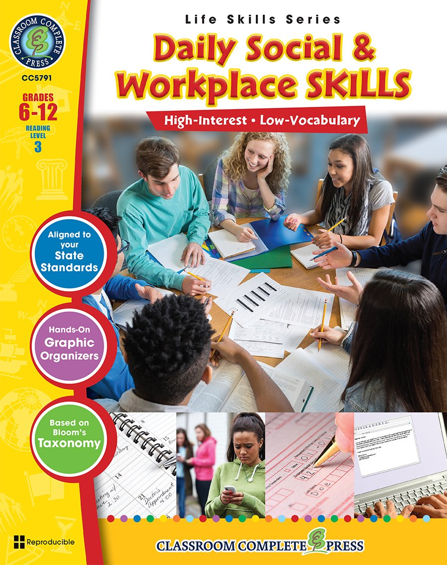 Download Daily Social & Workplace Skills PDF