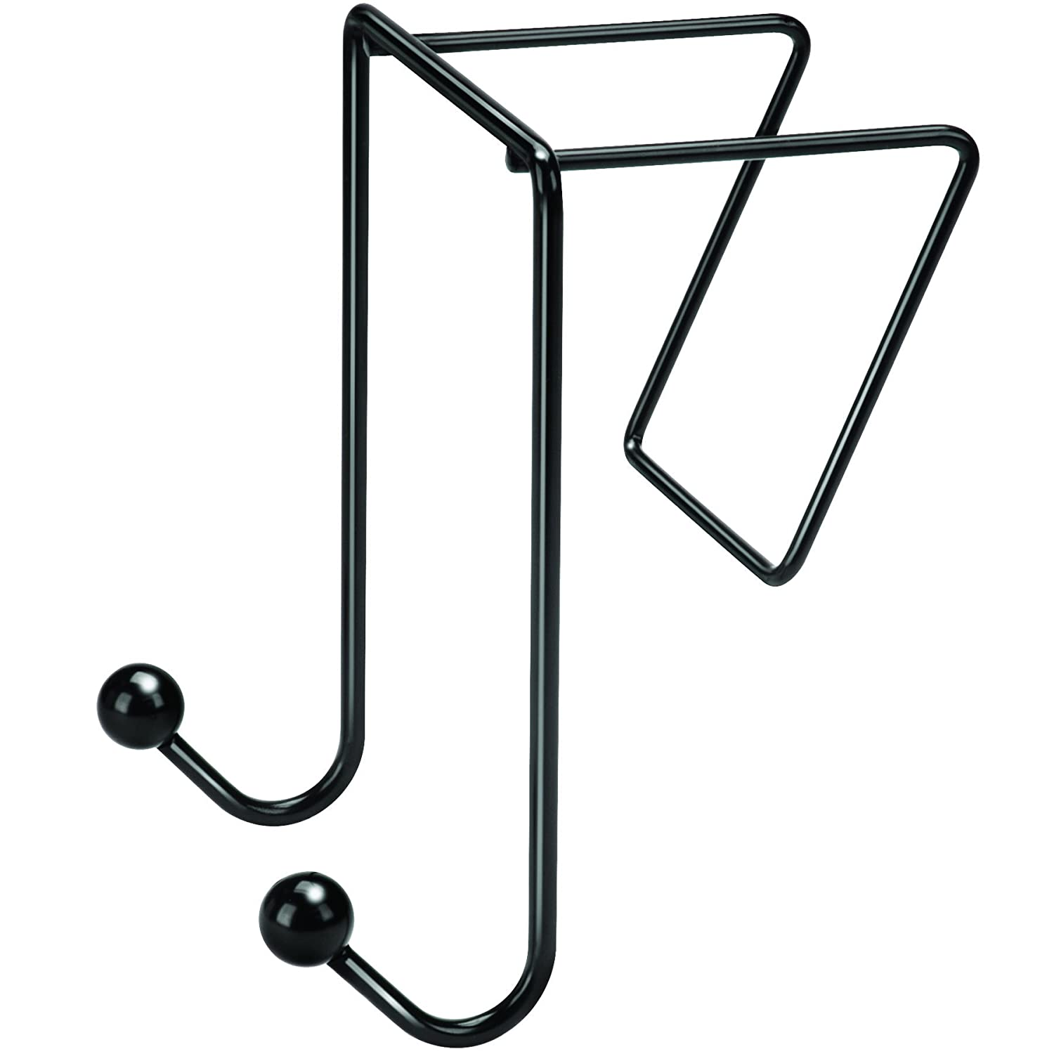 Charmant Amazon.com: Fellowes Wire Partition Additions Double Coat Hook (75510):  Office Products