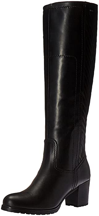 Geox women boots lise abx b black,geox shoes sale,geox