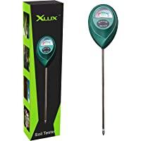 XLUX PH Humidimètre de sol Testeur de pH