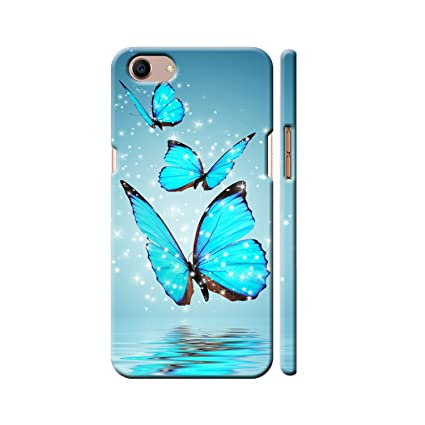 new concept fb717 86310 Clapcart Oppo A83 Designer Printed Back Cover for Oppo: Amazon.in ...