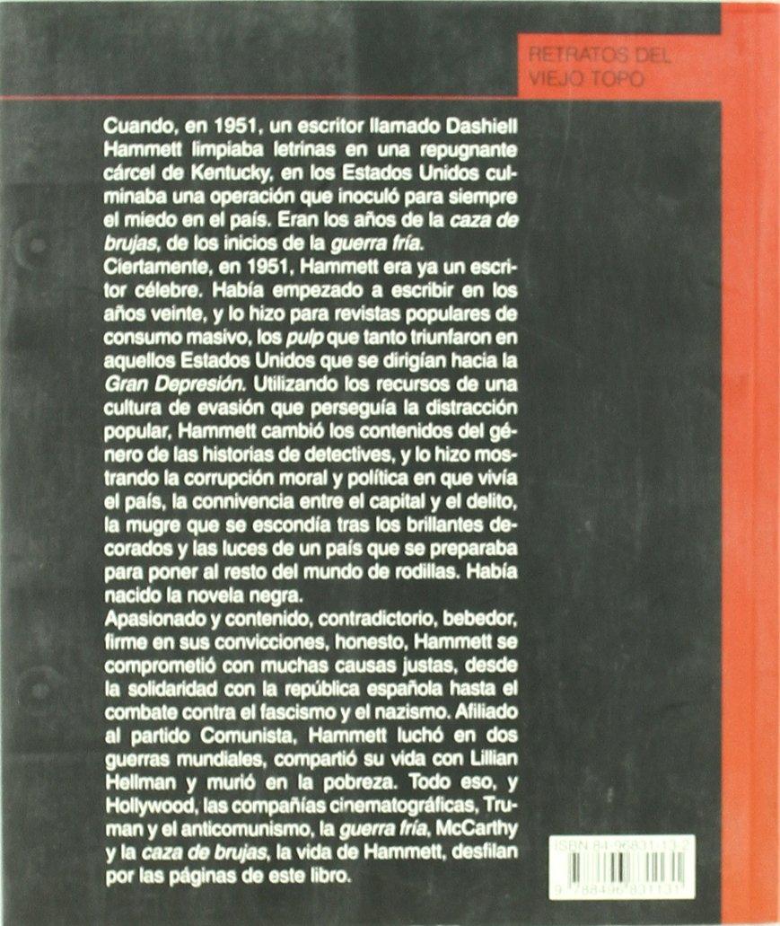 Dashiell Hammett: Novela negra y caza de brujas en Hollywood ...