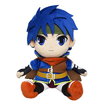 """Sanei Fire Emblem All Star Collection FP03 IKE Plush, 10"""": Toys & Games"""