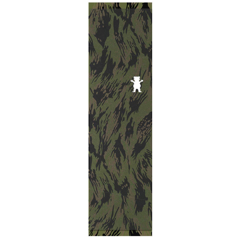 Grizzly Single Sheet GRIPTAPE Appleyard Signature Camo