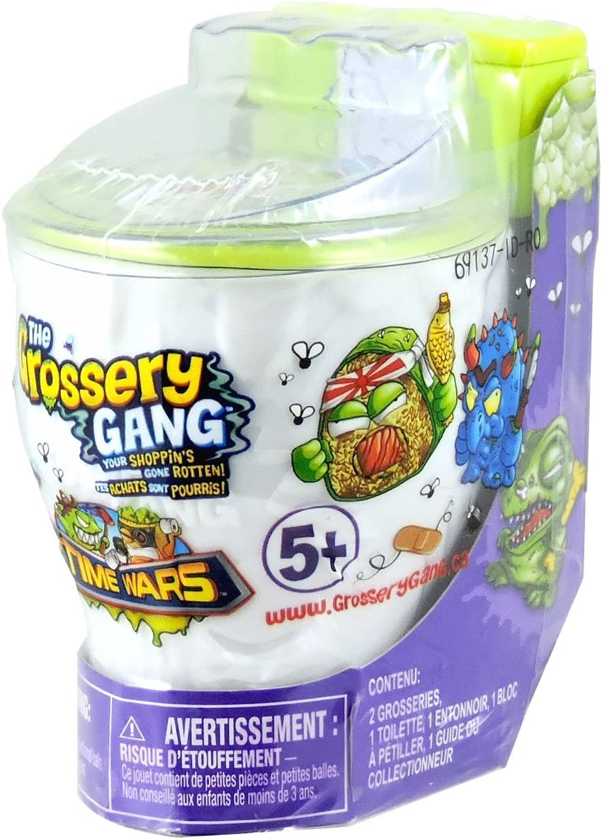 Grossery Gang Series 5 Mystery Pack