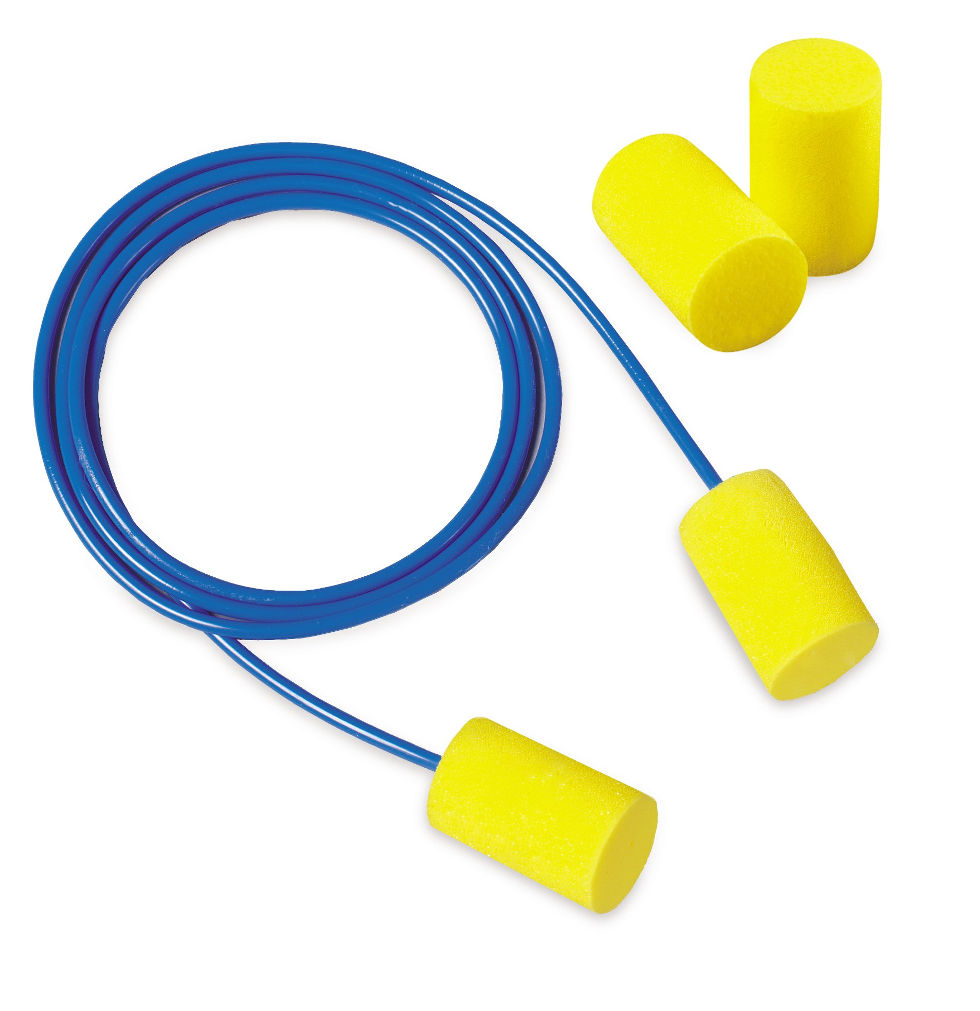 3M E-A-R Classic Soft Corded Earplugs 311-6001 by 3M Personal Protective Equipment