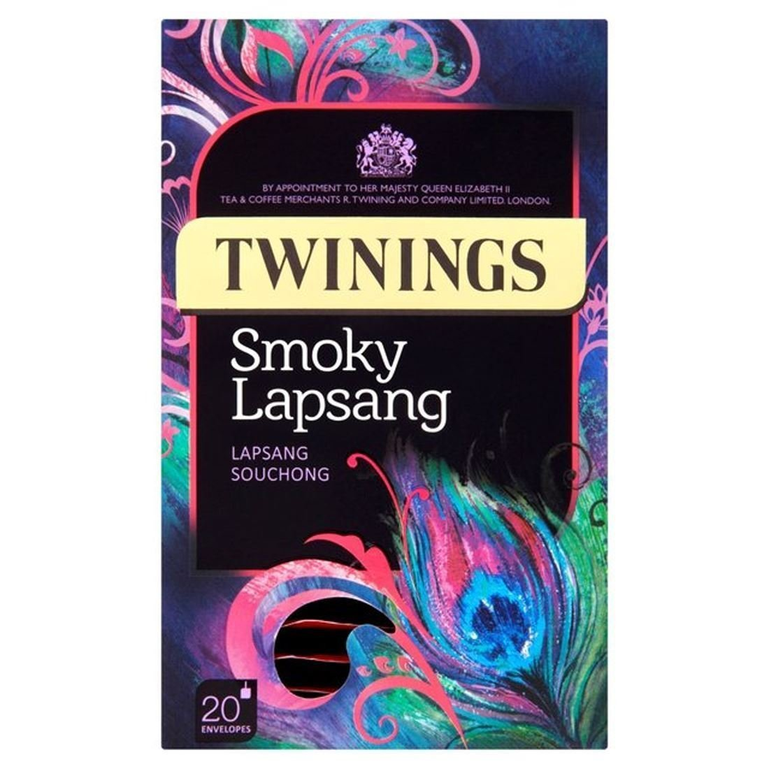 Twinings Smoky Lapsang Souchong Tea 20 per pack