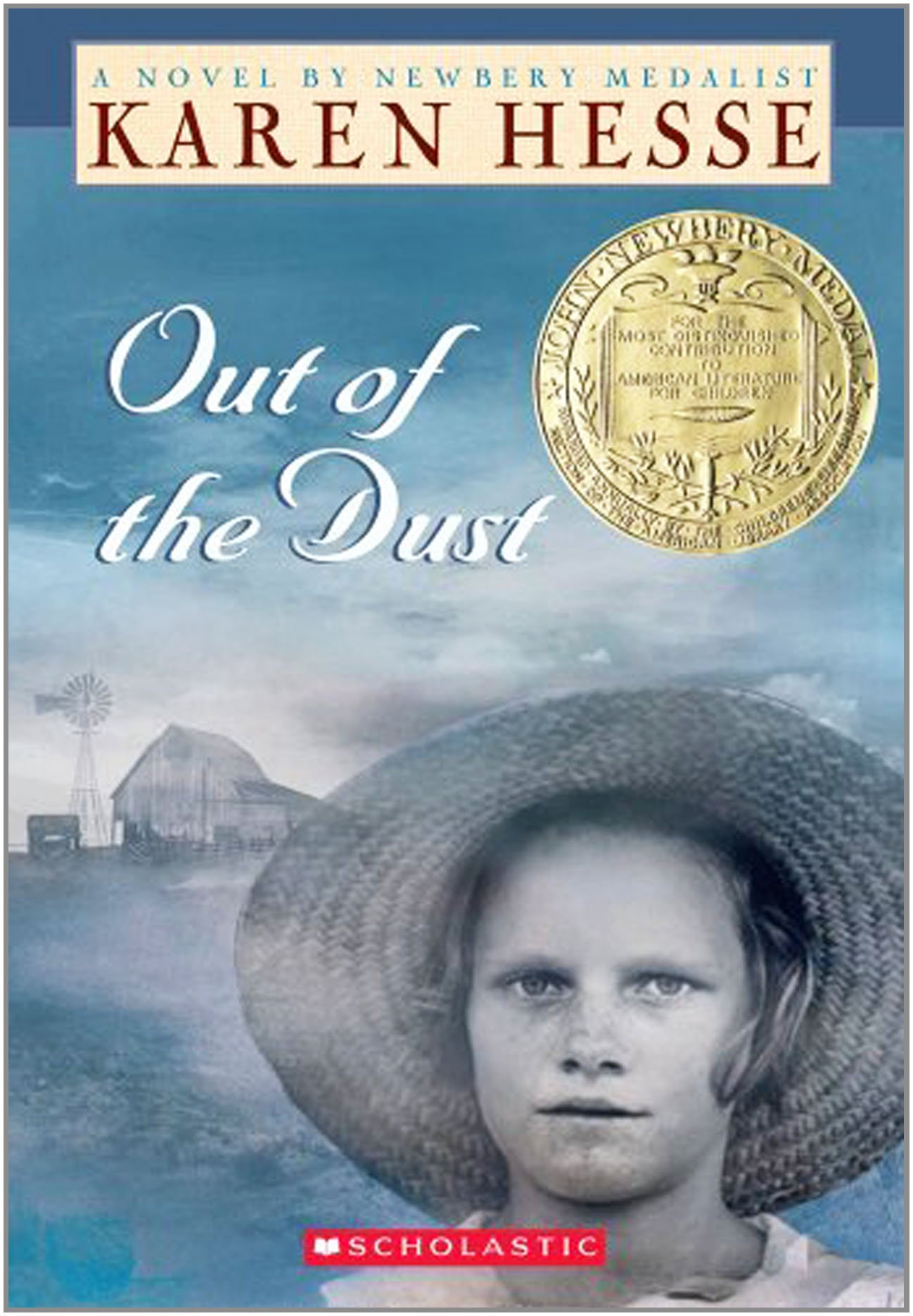 Amazon.com: Out of the Dust (9780590371254): Karen Hesse: Books