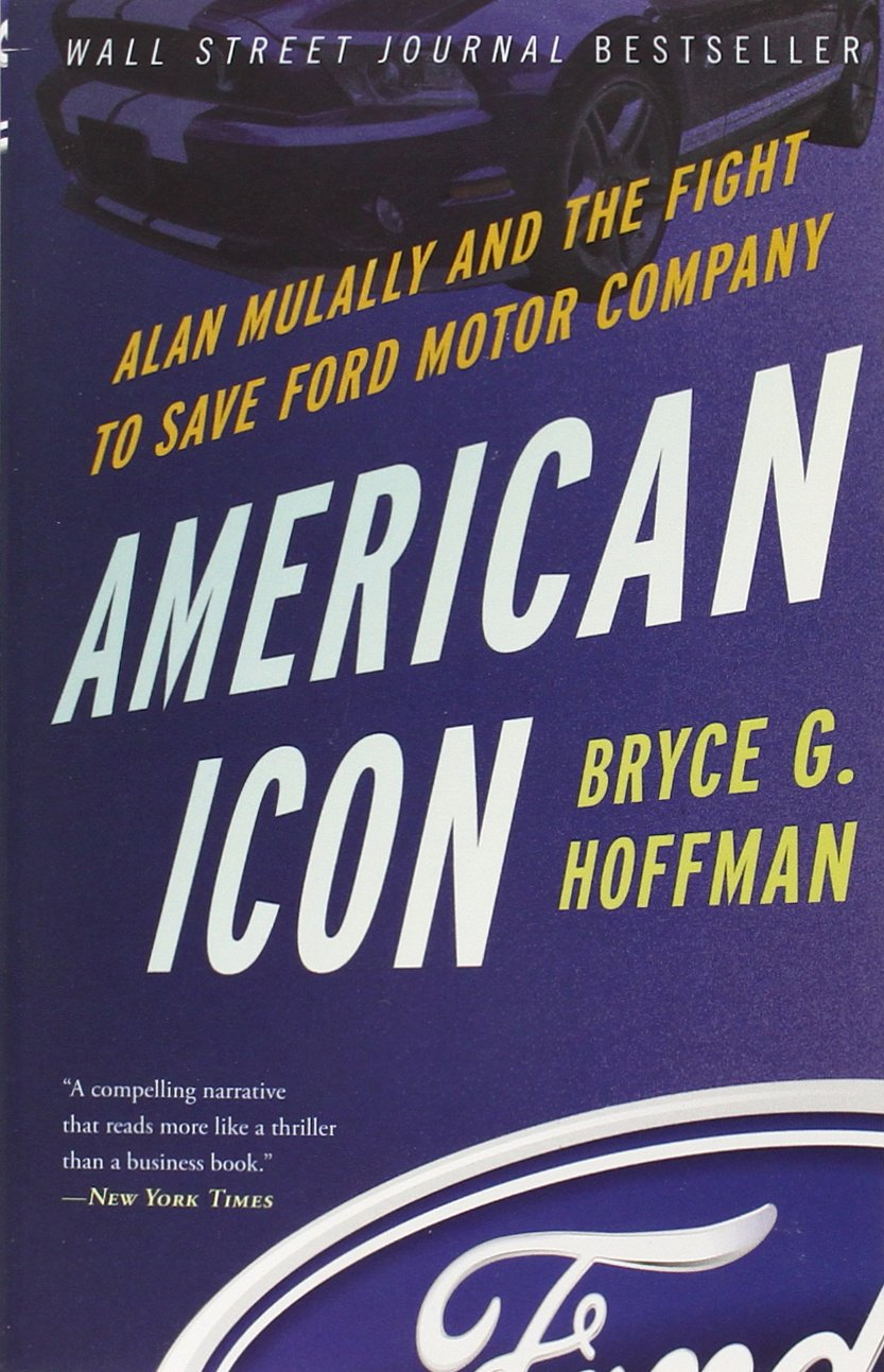 American Icon Mulally Fight Company product image