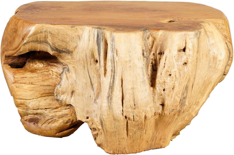 Windalf Arogon - Mesa de Centro rústica (98 cm, Hecha a Mano ...