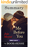 [Summary] Me Before You: by Jojo Moyes