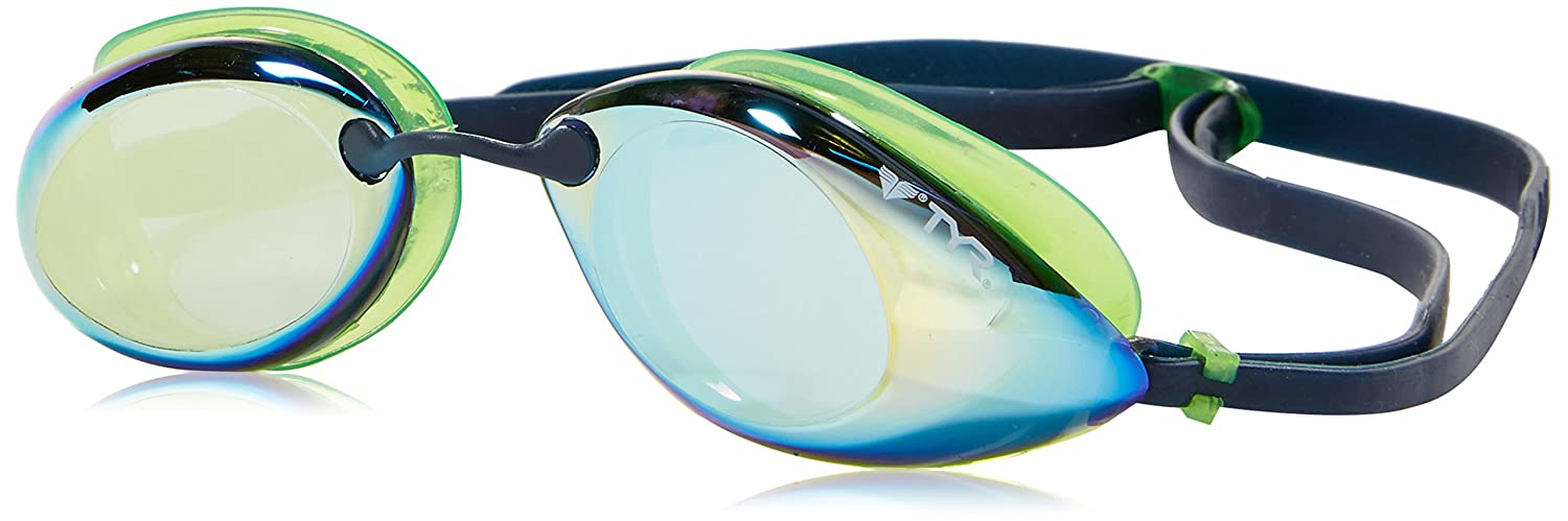 8a2cae499e9 Amazon.com   TYR Tracer Racing Mirrored Goggles