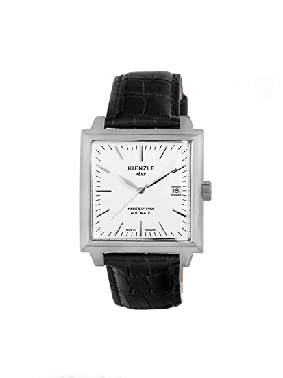 Kienzle KIENZLE 1822 Automatik - Heritage K9121011011-00343 - Reloj analógico automático para hombre,
