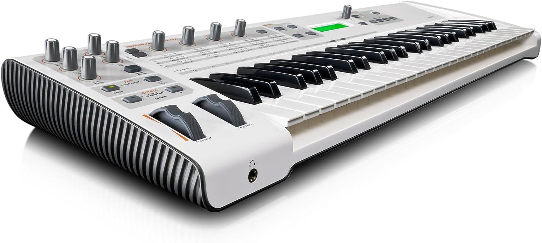 M-Audio Venom 49-Key Sintetizador con Pro Tools Compatible USB Audio e interfaz MIDI