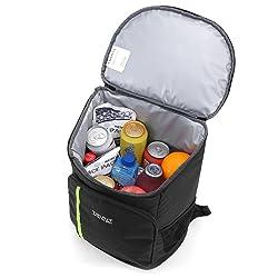 Tourit Kühlrucksack 30L für unterwegs mit Flaschenöffner