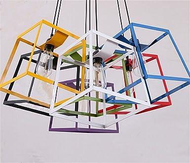 Generisch,moderne, minimalistische Pendelleuchte geometrisch ...