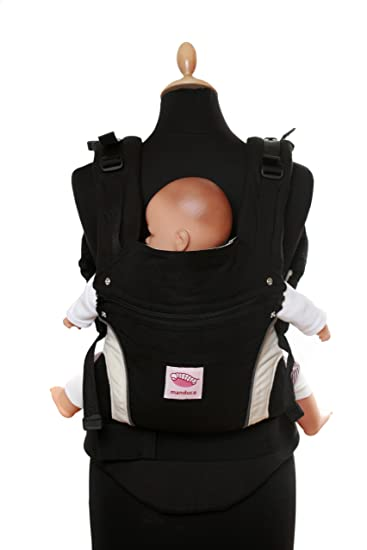 Amazoncom MANDUCA Portebébé Ergonomique De La Naissance à - Manduca porte bébé