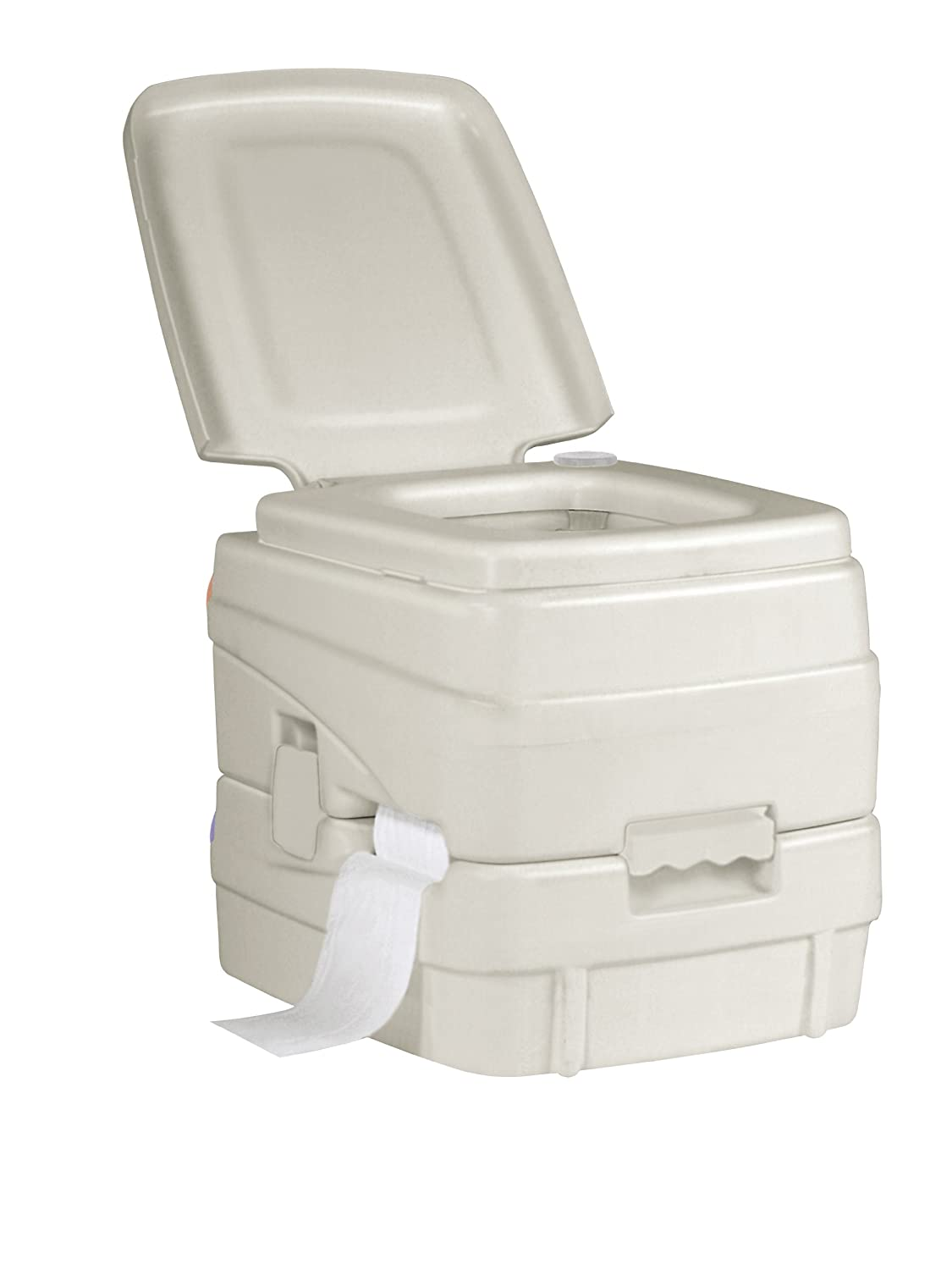 LaPlaya Outdoorproducts Camping Toilette 1520, weiss, 43,6 x 36,5 x 38 cm