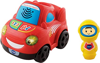 Amazon.com: VTech mover y zoom Racer: Toys & Games