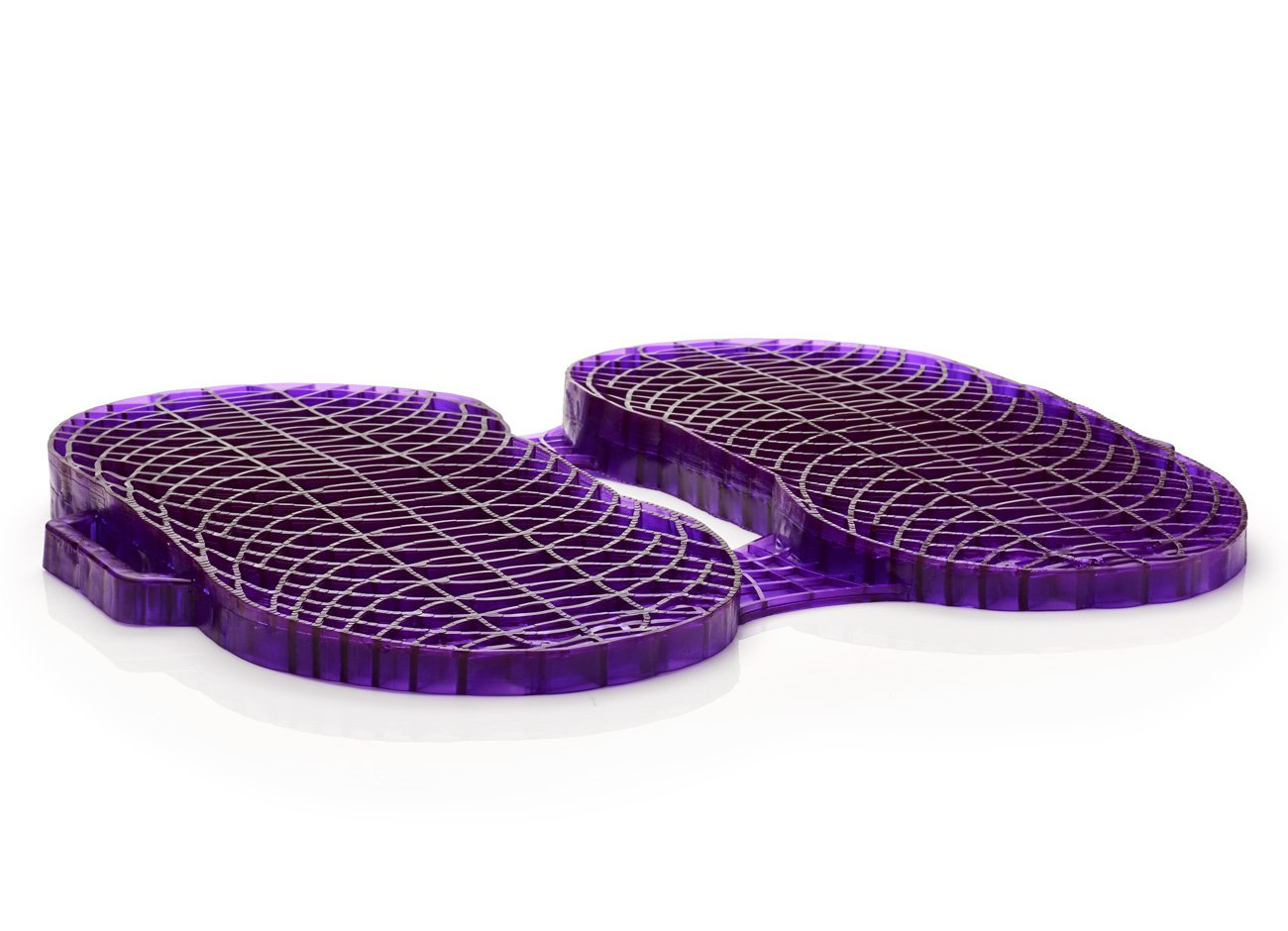 Purple Seat Cushion Everywhere   Seat Cushion For The Car Or Office Chair    Can Help